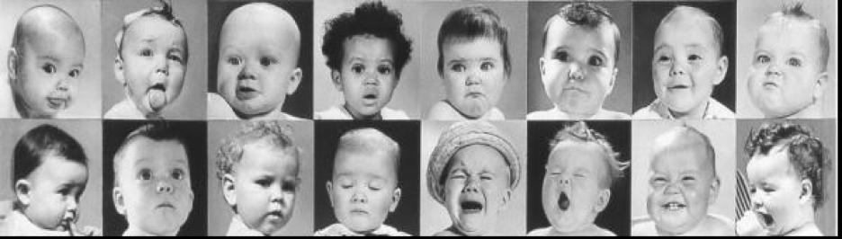 Lichaamstaal van je baby Wat zeggen de ogen?