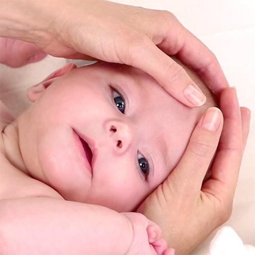 Babymassage online cursus