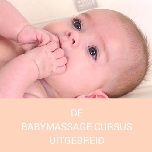 Babymassage Cursus Online Uitgebreid