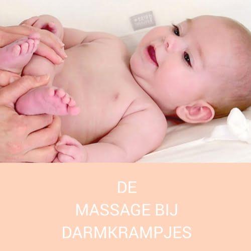 Leer de speciale massage bij darmkrampjes