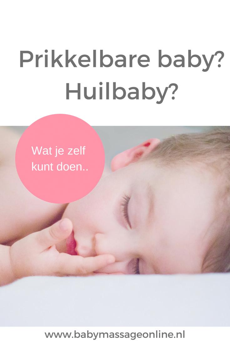 De tips bij prikkelbare huilbaby onrustige baby